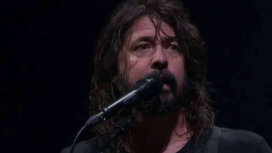 """Dave Grohl (Foo Fighters): """"La gente echa de menos la música en directo más que nunca"""""""