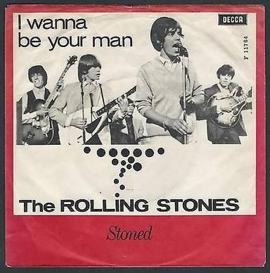 Cómo el primer hit de The Rolling Stones fue compuesto por Lennon y McCartney