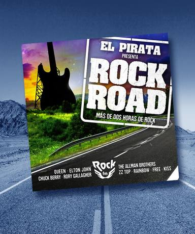 "El Pirata presenta ""Rock Road"""