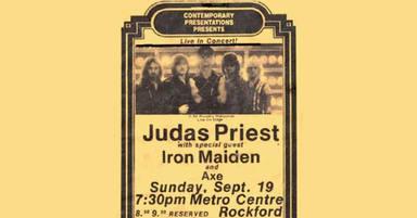 Iron Maiden y Judas Priest: la revista que les convirtió en enemigos