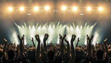 """El experimento sobre el coronavirus que tendrá a los asistentes a un concierto como """"conejillos de indias"""""""