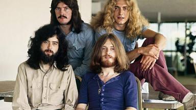 La nueva biografía de Led Zeppelin la editará la editorial canadiense Penguin Press.