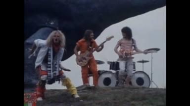 Van Halen: ve la luz su videoclip inédito tocando en 'Jurassic Park' cuatro décadas después