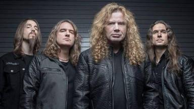 Megadeth anuncia la salida en disco de su show más atípico en acústico