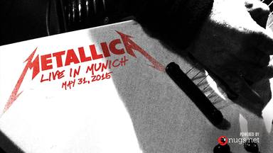 "Nuevo concierto completo de Metallica: ""Live in Munich, Germany - May 31, 2015"""