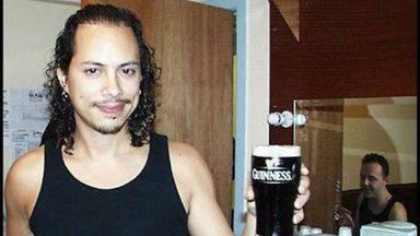 Kirk Hammett (Metallica) revela los graves problemas que le hicieron dejar el alcohol