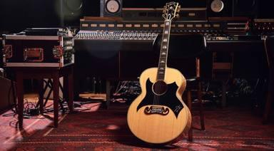 El nuevo modelo de Gibson Super Jumbo en homenaje a Tom Petty