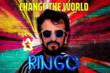 Ringo Starr anuncia su último EP 'Change the World'
