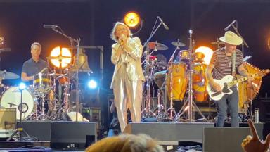 Los miembros supervivientes de Soundgarden se suben al escenario junto a Brandi Carlile