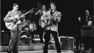 Elvis Presley por primera vez en The Ed Sullivan Show