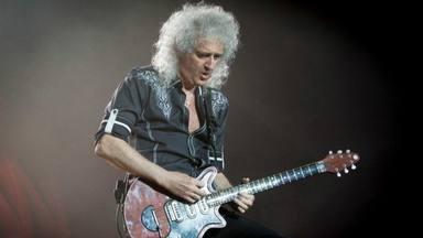 Brian May (Queen) revisitará el primer disco que publicó tras la muerte de Freddie Mercury