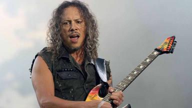 """Kirk Hammett (Metallica) habla claro sobre los solos del 'Black Album': """"Nunca he compuesto uno con wah wah"""""""