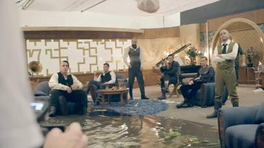 ¿Cómo es hacerle una sesión de fotos a Rammstein?