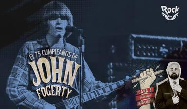 Cara B: El 75 cumpleaños de John Fogerty