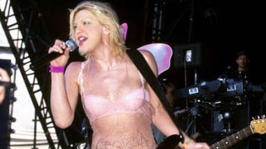 Courtney Love recuerda el concierto más espectacular de la carrera de Hole