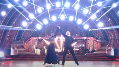 """El insólito tango bailado al ritmo de """"Enter Sandman"""" que ha revolucionado la televisión inglesa"""