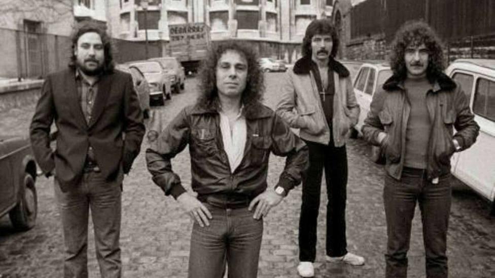 """Black Sabbath: cómo Dio llevó a la banda del """"infierno"""" al """"cielo"""" en pocas semanas - Anécdotas - RockFM"""