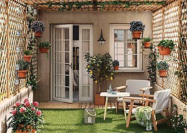 Verano de Proyectos: 4 ideas para renovar y dar vida a tu hogar