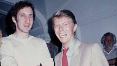 Pete Townshend, guitarrista de The Who, explica por qué no le sorpendió la muerte de David Bowie