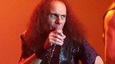 """Las últimas semanas de vida de Ronnie James Dio (Black Sabbath): """"Decíamos que íbamos a matar al dragón"""""""