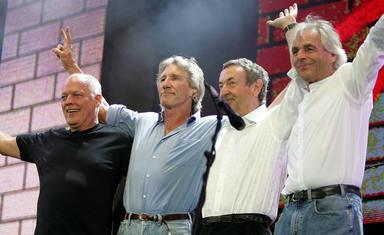 El 'Live 8' cumple 16 años, ¿sabes qué otras bandas tocaron además de Pink Floyd?