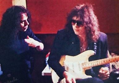¿Por qué Ynwgie Malsteem y Dio jamás grabaron temas originales juntos?