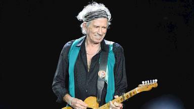 Keith Richads anuncia que The Rolling Stones están preparando nueva música con una fotografía desde el estudio
