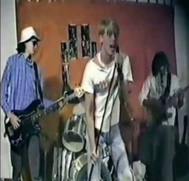 The Offspring en 1988