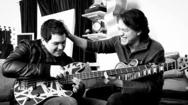 El emotivo mensaje de Wolfgang Van Halen a su padre