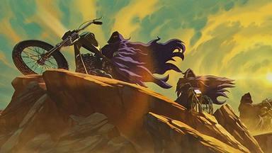 """Iron Maiden: Descubre la nueva """"versión de efectos de sonido"""" del videoclip de """"Writing On The Wall"""""""