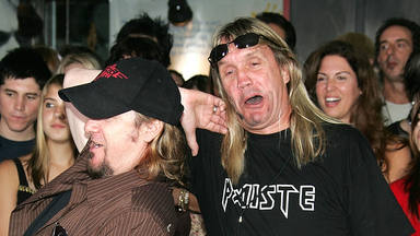 """Nicko McBrain y su relación con Adrian Smith en Iron Maiden: """"No puedo soportar su hobby"""""""