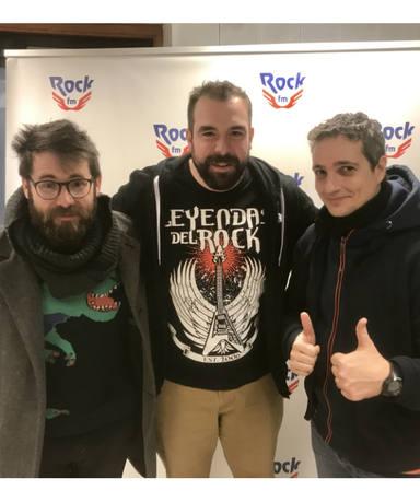 Entrevista a DRY RIVER