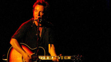 Italy Music Bruce Springsteen - Jun 2005