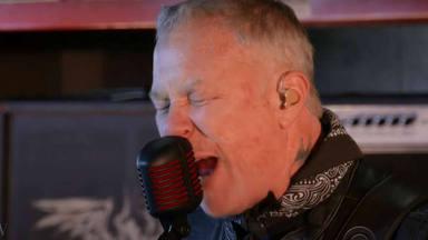 """VÍDEO: Así ha cerró Metallica la Super Bowl con un potente """"Enter Sandman"""" en directo"""