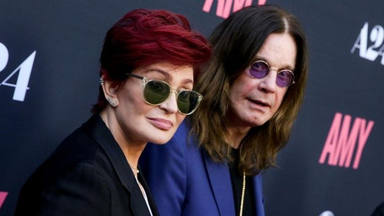 """Sharon y Ozzy Osbourne denuncian que ha recibido amenazas de muerte: """"Iban a cortarnos el cuello"""""""
