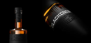"""Blackened"", whisky de METALLICA"