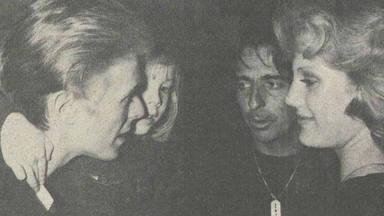 Alice Cooper destapa la impactante reacción de David Bowie cuando lo vio en directo - Al día - RockFM