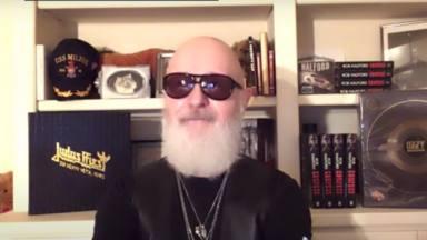 Rob Halford (Judas Priest) habla claro sobre la salida del guitarrista KK Downing del grupo