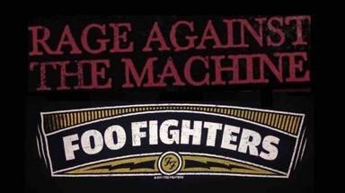 Rage Against The Machine y Foo Fighters juntos en un único escenario
