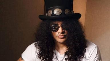 "Slash (Guns N' Roses) celebra 15 años sobrio: ""Iba a beber hasta morir"""