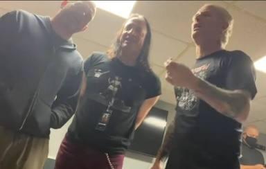 Corey Taylor (Slipknot) y Duran Duran te dejarán con la piel de gallina cuando les escuches cantar juntos