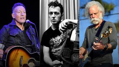 """""""A Song for Joe"""": El tributo que Bruce Springsteen, Bob Weir y más artistas rendirán a Joe Strummer"""