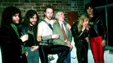 Rob Halford (Judas Priest) explica qué le hizo esposarse a Andy Warhol en 1979