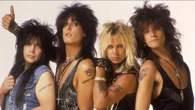 Así fue la primera actuación de Mötley Crüe, que cumple cuatro décadas