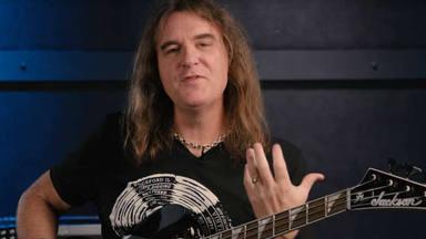 """Dave Ellefson (Megadeth) se sincera sobre el odio en Internet: """"Es duro para la gente joven"""""""