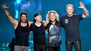 """Kirk Hammett siente que Metallica """"aún no ha llegado al punto álgido"""" de su carrera"""
