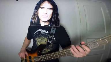 """La genial interpretación de """"Enter Sandman"""" de Metallica al estilo de Iron Maiden"""