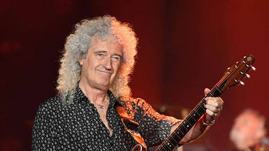 Brian May desvela cuál es su riff favorito de todos los tiempos, y no es de Queen