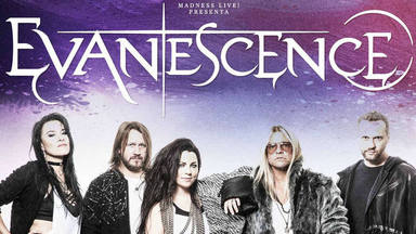 Evanescence anuncia que su concierto en Madrid tendrá lugar en 2022