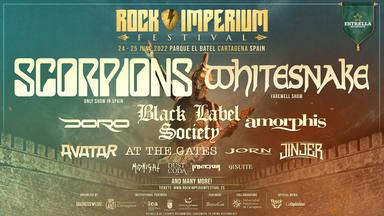 Nace Rock Imperium: nuevo festival español con conciertos exclusivos de Whitesnake y Scorpions